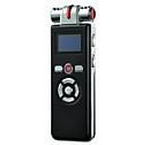 8g professionelle High-Definition-Digital Voice Recorder Diktiergerät mit Wecker / MP3-Player-Funktion und LED-Bildschirm