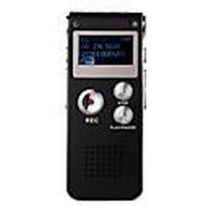 8gb 650Hr wiederaufladbare 8gb digitalen Audio Voice Recorder Diktiergerät MP3-Player