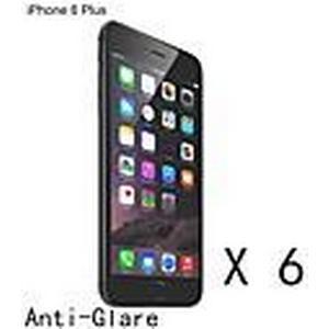 """""""Anti-Glare Displayschutzfolie für iPhone 6 plus (6 Stück)"""""""