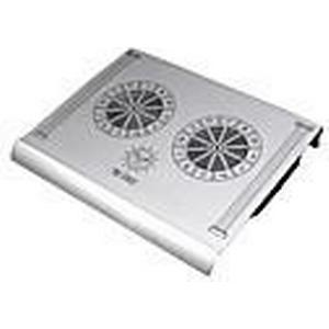 Zodiac Aluminium Notebook Laptop Cooling Pad Kühler