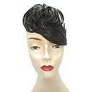 100% Kanekalon-Kunst Stilvolle Haar Bang