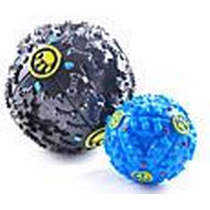11cm Haustiere Hundespielzeug Sound Ball sortierte Farbe