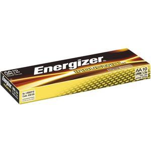 Energizer Batteri ENERGIZER Industrial AA 10 st/förp