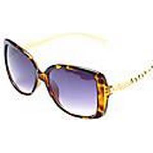 100% UV400 Frauen Rechteck Legierung pc Mode Sonnenbrillen