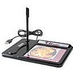 ziddo ultradünnen Schreibblöcke Großbild-Tablet-Touch-Pads mit Tastatur