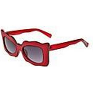 100% UV400 Frauen Cat-Eye Kunststoff retro Sonnenbrille
