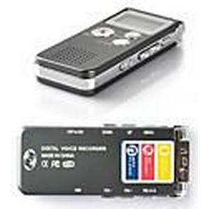 8gb 650hr wiederaufladbare digitalen Audio Voice Recorder USB-Telefon Diktiergerät MP3-Player