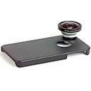 0,4 X Super-Weitwinkel-Objektiv für iPhone 4/4S – Silber