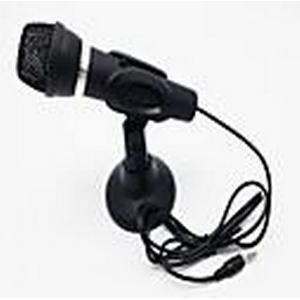 3.5mm Interface Computer Broadcast Microphone With Stand