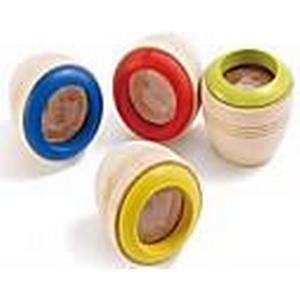1pcs Holzbiene Auge Kaleidoskop Spielzeug für Kinder (gelegentliche Farbe)
