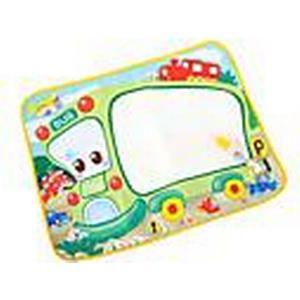 58  48  4cm Kinder aquadoodle Neuheit Spielzeug mit Gemälden von Bus-