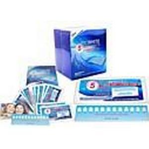 28pcs Minzgeschmack Zahnbleichstreifen für Zähne Aufheller wirtschaftliche Heimgebrauch Paket