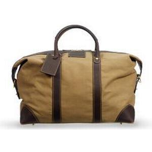 Baron Weekend Bag (Khaki)