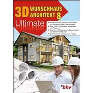 BHV Software 3D Wunschhaus Architekt 8 Ultimate