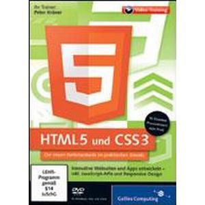 Galileo Press HTML5 und CSS3