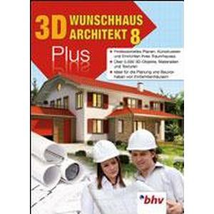 BHV Software 3D Wunschhaus Architekt 8 Plus