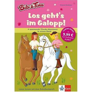 BBM Bibi und Tina – Los geht´s im Galopp, Sammelband
