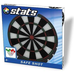 BBM STATS – Dartboard Family Safe Shot