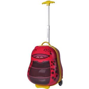 BBM knorr toys – Bouncie Trolley Bug Cherry
