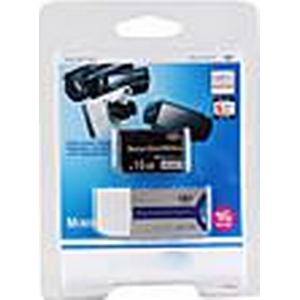 16GB Memory Stick PRO Duo-Speicherkarte und Adapter