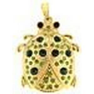 zp 64gb Golden Turtle Muster bling Diamant-Metall-Stil USB-Flash-Laufwerk