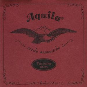 Aquila 91U Thunder Reds Ukulele Bass