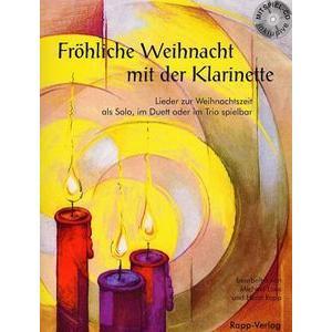 Horst Rapp Verlag Fröhliche Weihnachten Cl