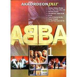 Holzschuh Verlag Akkordeon Pur Abba 1