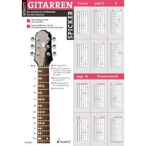 Schott Gitarren Spicker