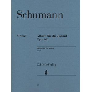 Henle Verlag Schumann Album für Die Jugend