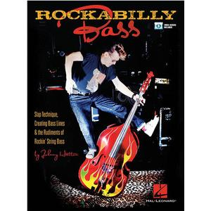 Hal Leonard Rockabilly Bass Johnny Hatton