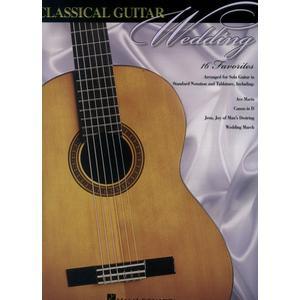 Hal Leonard Classical Guitar Wedding