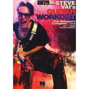 Hal Leonard Steve Vai's Guitar Workout