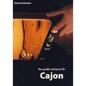 Schlagwerk C.Sommer Lehrbuch Cajon