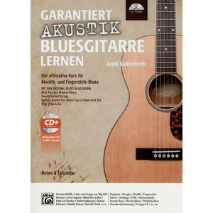 Alfred Music Publishing Garantiert Akustik-Bluesgit.