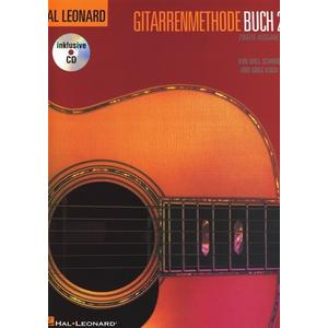 Bosworth Gitarrenmethode + CD Vol.2