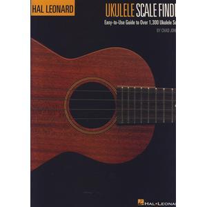 Hal Leonard Ukulele Scale Finder