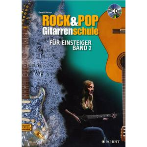 Schott Rock & Pop Gitarrenschule 2