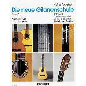 Ricordi Die neue Gitarrenschule Bd. 2