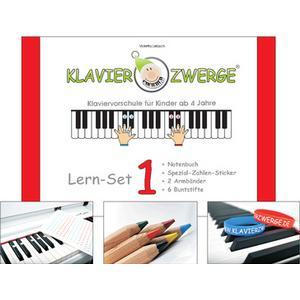 Klavierzwerge Lern-Set 1