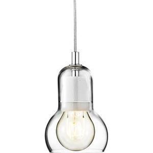 &Tradition Bulb SR1 Pendelleuchte transparentes Kabel