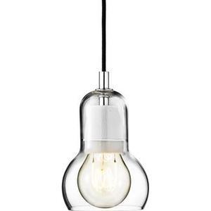 &Tradition Bulb SR1 Pendelleuchte schwarz Kabel