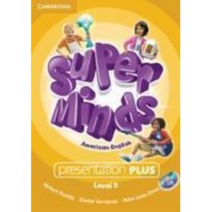 Cambridge University Press Super Minds American English Level 5 Presentation Plus DVD-ROM