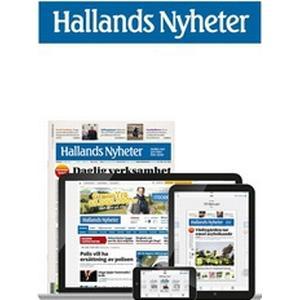 Tidningen Hallands Nyheter 26 nummer