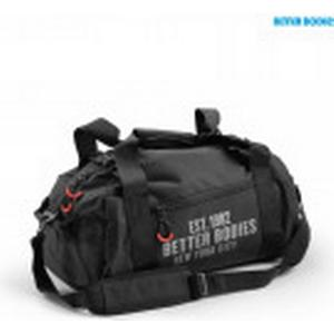 Better Bodies Gym Bag: Black