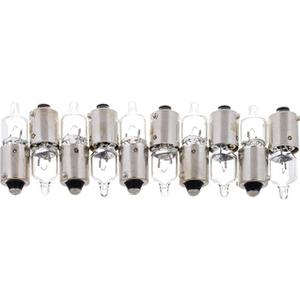 Osram 10pcs Halogen Lamp 5W 12V BA9s