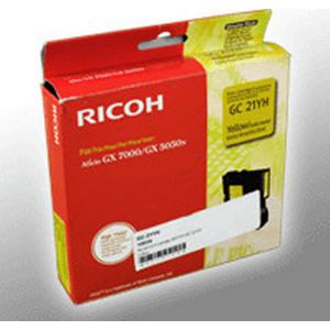 - Kein Hersteller - Ricoh Gel Cartridge 405539 GC-21YH yellow