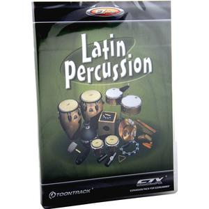 Toontrack EZX Latin Percussion