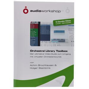 Audio Workshop Orchestral Library Toolbox DVD