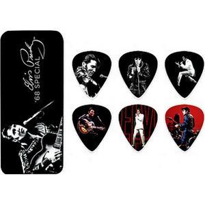 Dunlop Elvis 6 Pick Set
